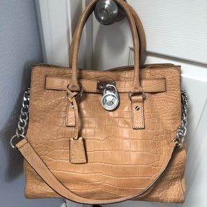 c98fca18d451 Michael Kors Bags - Michael Kors Birkin style bag